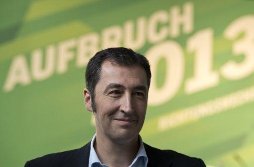 Rot-Rot-Grün lehnt Grünen-Parteichef Cem Özdemir ab. Foto: dapd