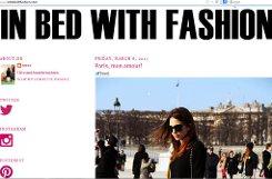 ... das veröffentlicht die Stuttgarterin seit 2009 in ihrem Mode-Blog. Foto: Screenshot SIR