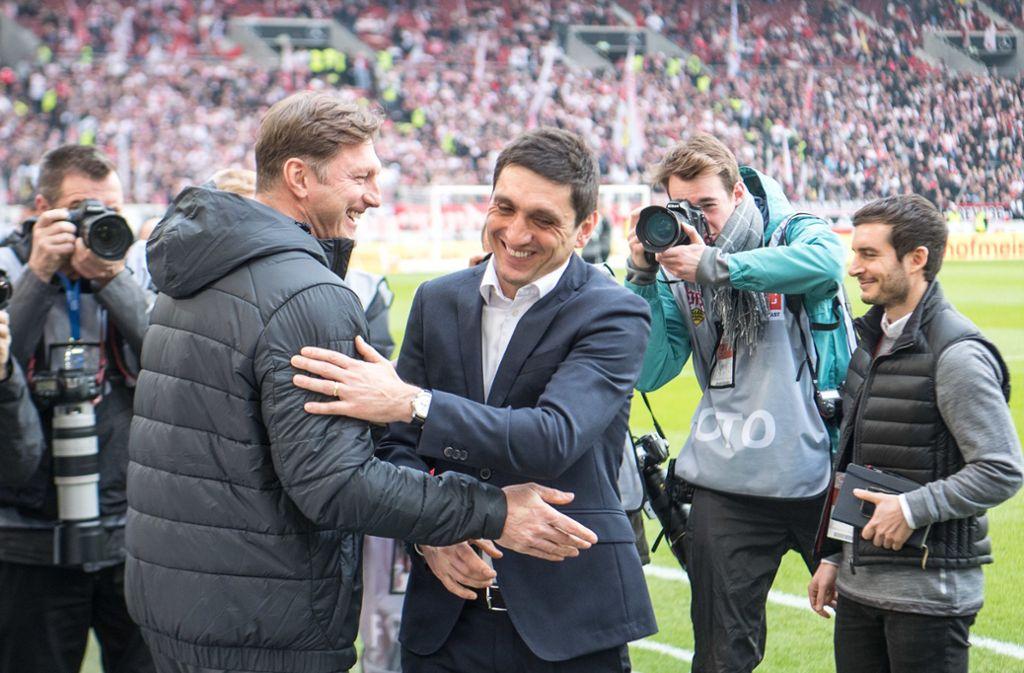 Wer Wird Neuer Trainer Beim Vfb Stuttgart