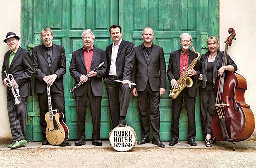 SpardaWelt Eventcenter: Barrelhouse Jazzband