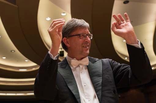 Am 31.8. in der Stiftskirche Stuttgart: Eröffnungskonzert des Stuttgarter Musikfestes