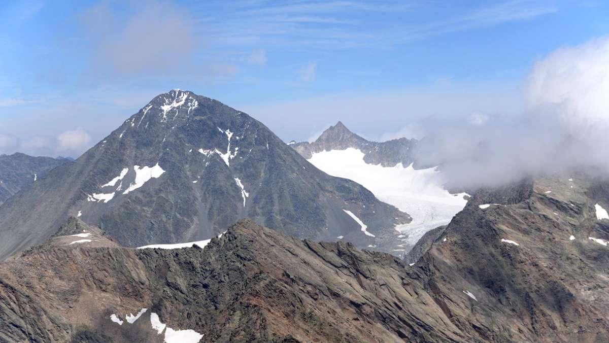 Bergunfall Tirol