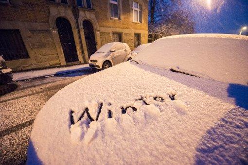 Viel Schnee, kaum Zwischenfälle