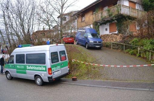 Ehepaar in seinem Haus getötet