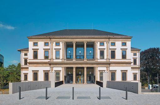 16. bis 24.9.: Architektur-Preview im neuen Stadtmuseum im Wilhlemspalais