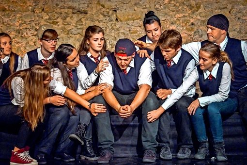 Die Jugend der Studiobühne