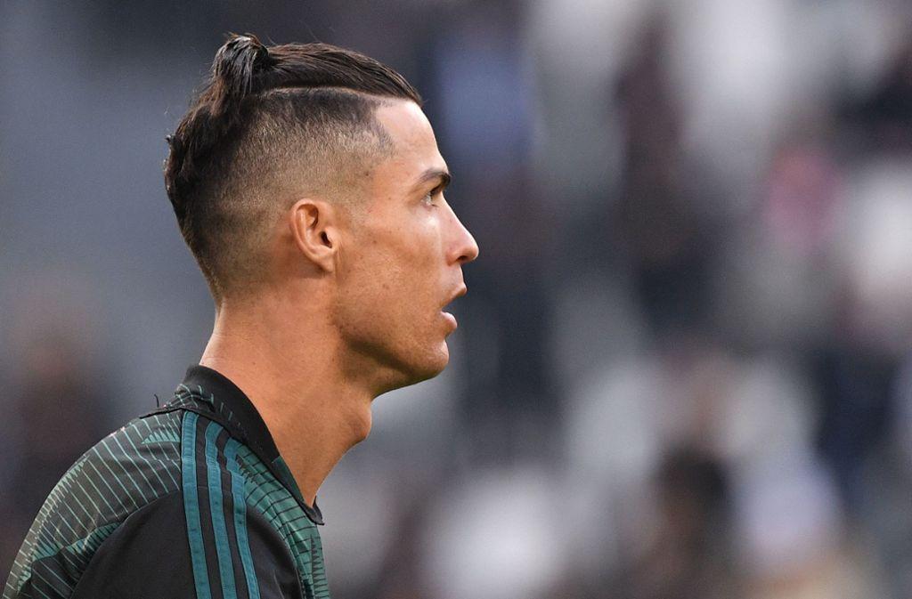 Frisur Ronaldo