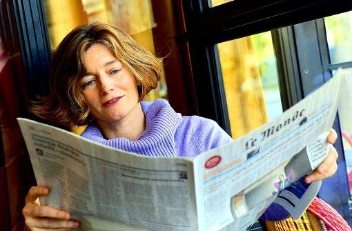 """Natalie Nougayrède wird Chefredakteurin von """"Le Monde"""". Foto: AFP"""