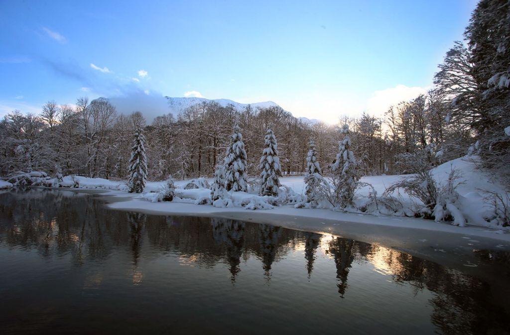 Wetter: Dezember könnte wärmer als üblich werden ...