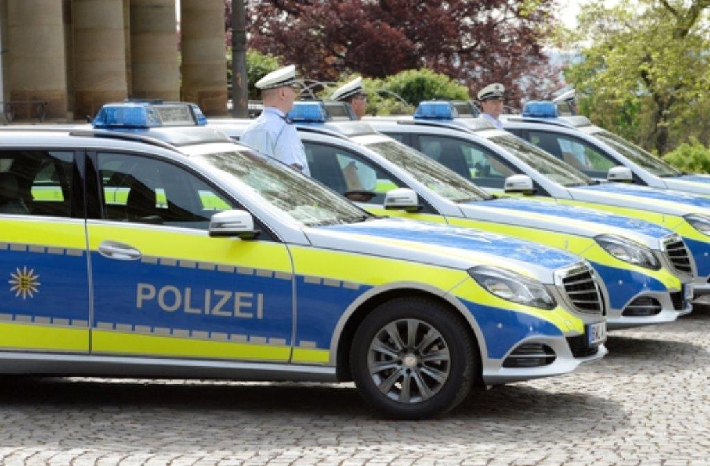 Bw Polizei