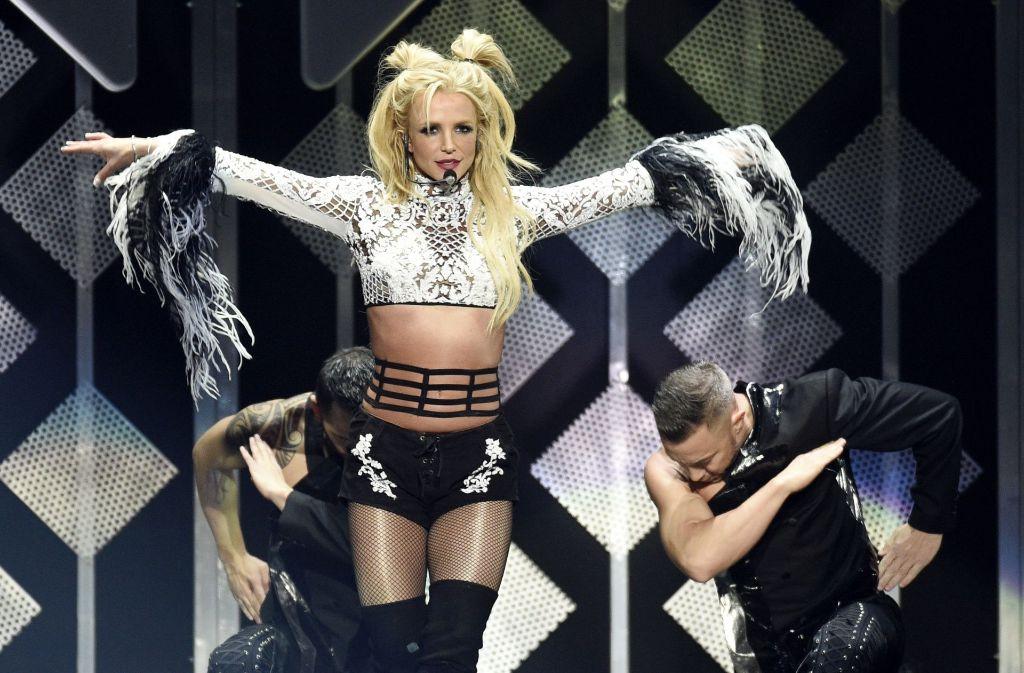 Britney Spears Oben Ohne