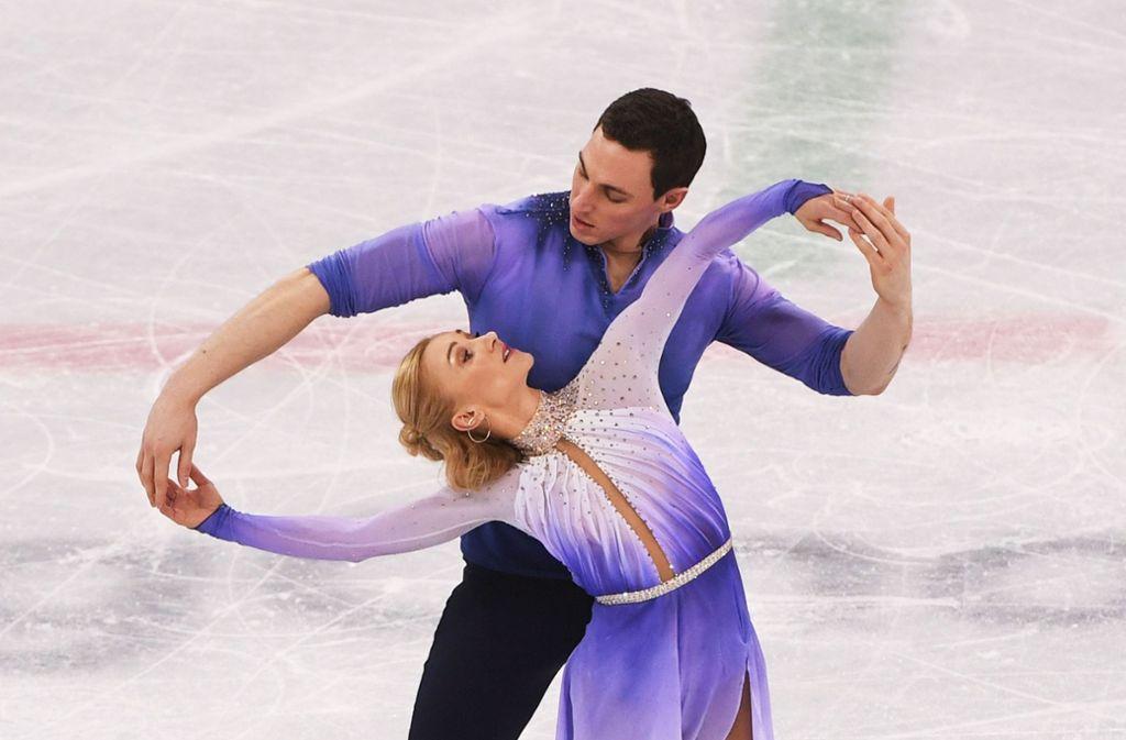 Olympia Eiskunstlauf