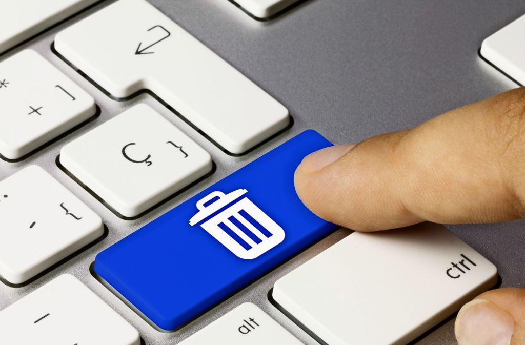 Datenrettung - Wie kann man gelöschte Dateien wiederherstellen? - Stuttgarter Zeitung