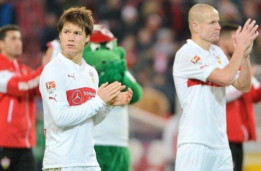 Der VfB verschenkt wichtige Punkte