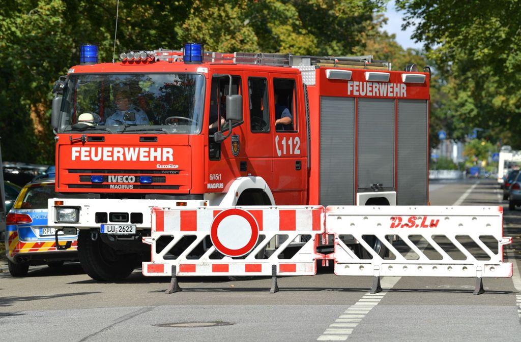 Neudenau Im Kreis Heilbronn Drei Vermisste Nach Brand In