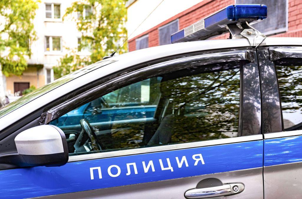"""Banküberfall in Moskau: """"Mama, wir reden später"""": Geiselnehmer telefoniert mit Mutter"""
