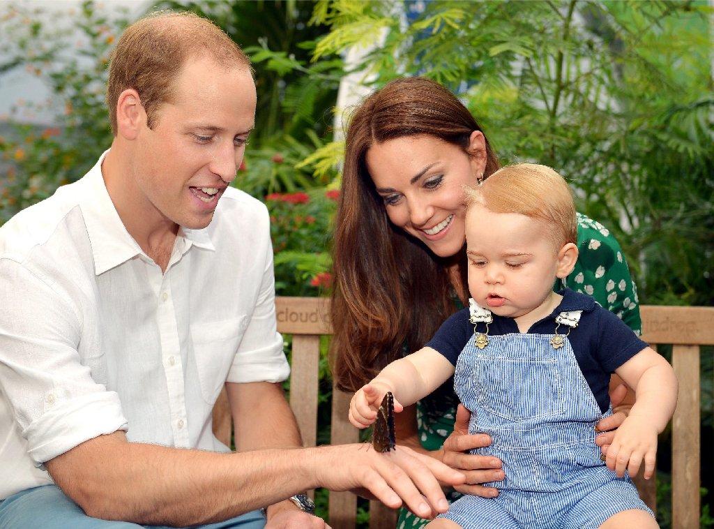 Bei Den Royals Steht Wieder Nachwuchs Ins Königs Haus Prinz