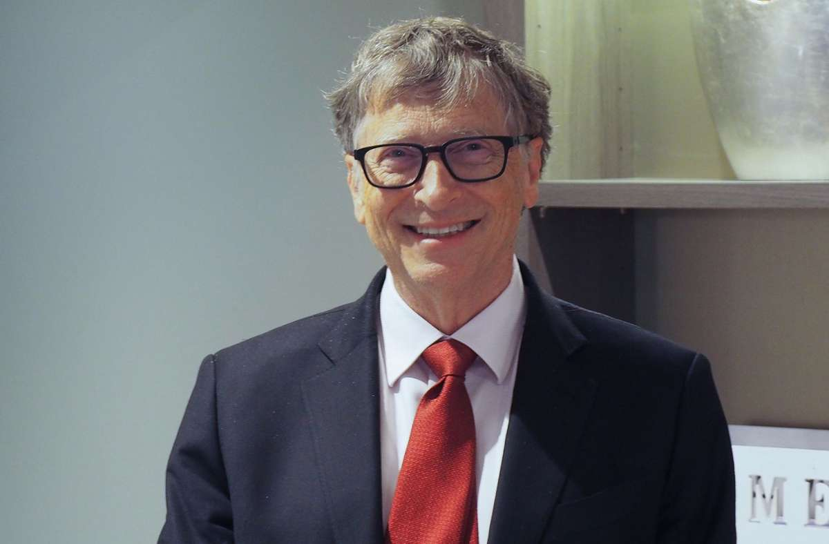 Faktencheck Bill Gates