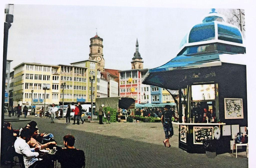Uni Stuttgart Cafe
