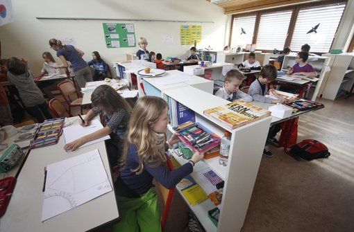 Das selbstständige Lernen in der Gemeinschaftsschule ist nicht nach dem Geschmack der CDU. Foto: FACTUM-WEISE