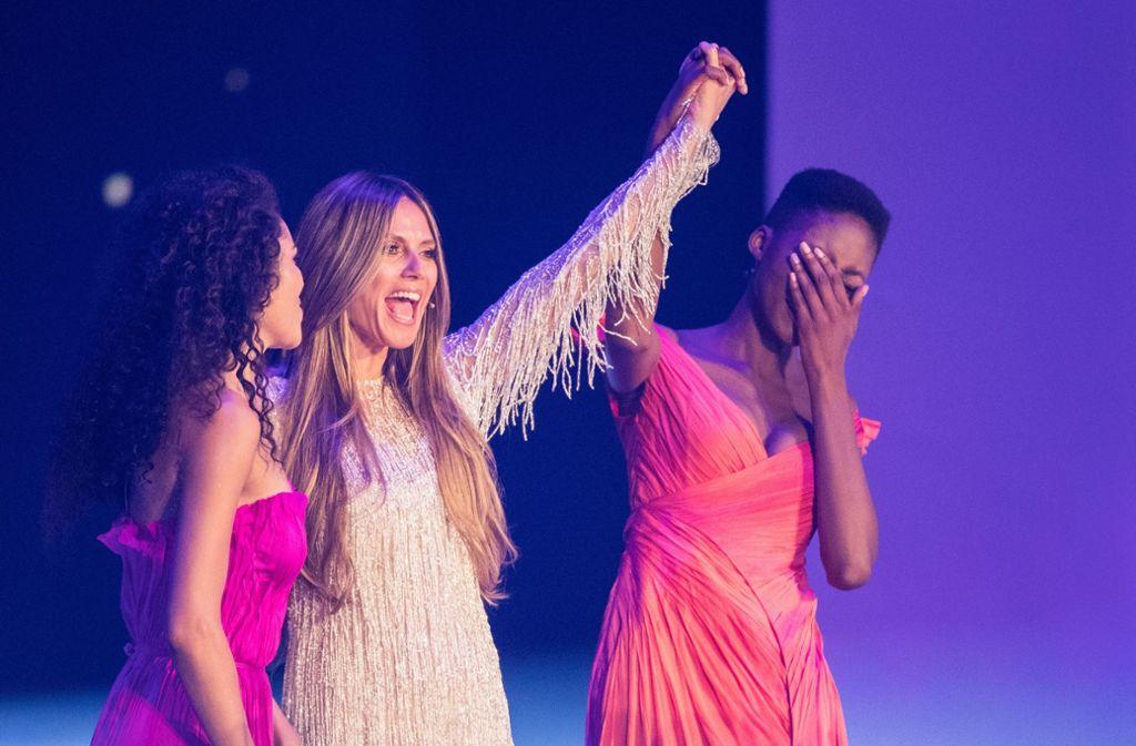 Germany Next Topmodel Finale