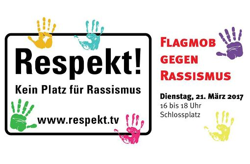 Am 21.3. ist Internationaler Tag gegen Rassismus - auch in Stuttgart!