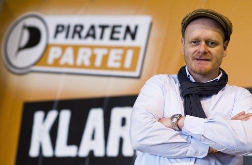 Bernd Schlömer hält für normal, dass in einer schnell wachsenden Partei  Ehrenamtliche nur für eine bestimmte Zeit Führungspositionen innehaben. Foto: dapd