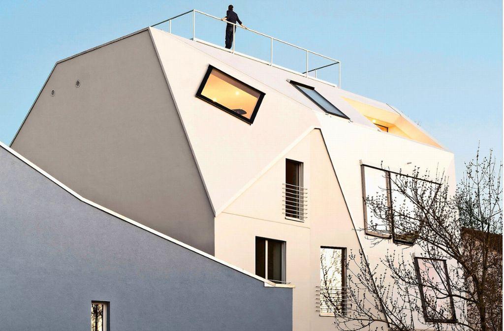 Beispielhaftes Bauen In Stuttgart Keiner Baut Fur Sich