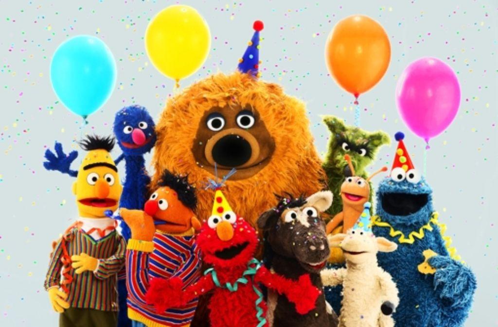 cbe468eb05 Wer kennt sie nicht, die erfolgreiche Kinderfernsehserie Sesamstraße? Vor  über 40 Jahren, am