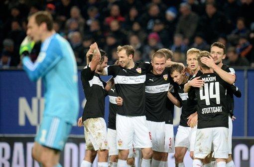 Klein schießt den VfB zum Sieg