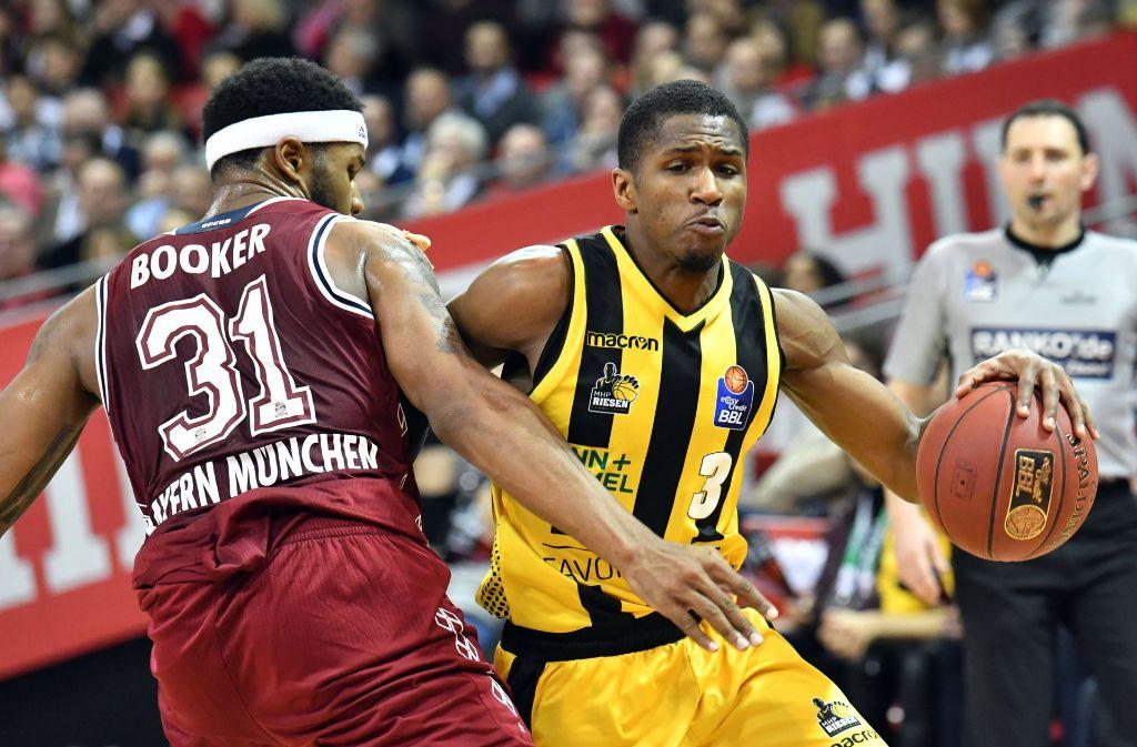 Basketball Bundesliga Mhp Riesen Ludwigsburg Verlieren Beim Fc