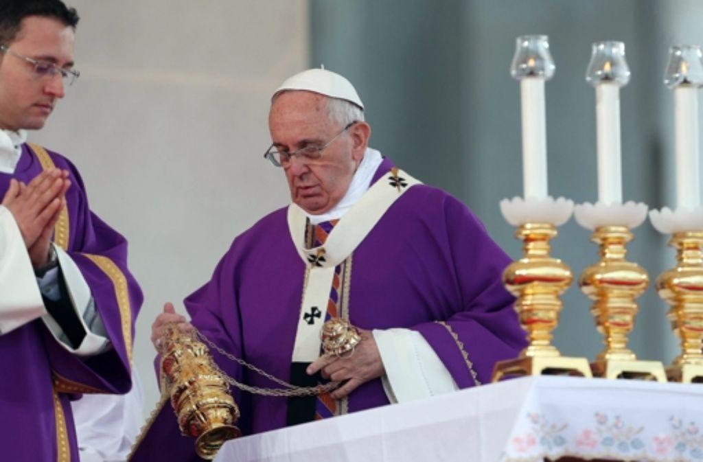 Franziskus Papst Ausbildung