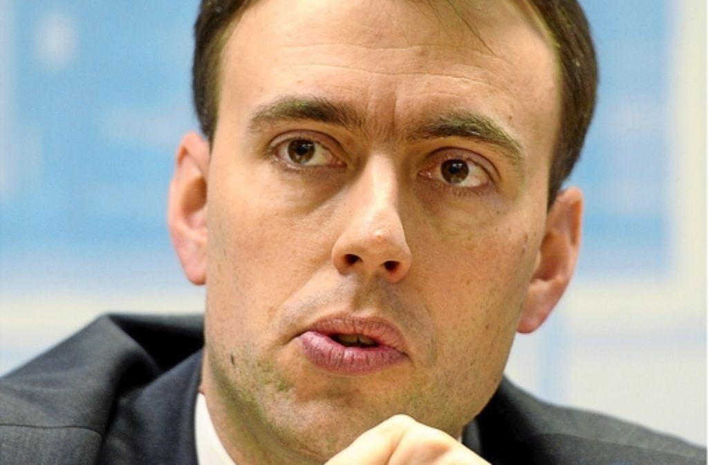 Wirtschaftsminister Baden-Württemberg