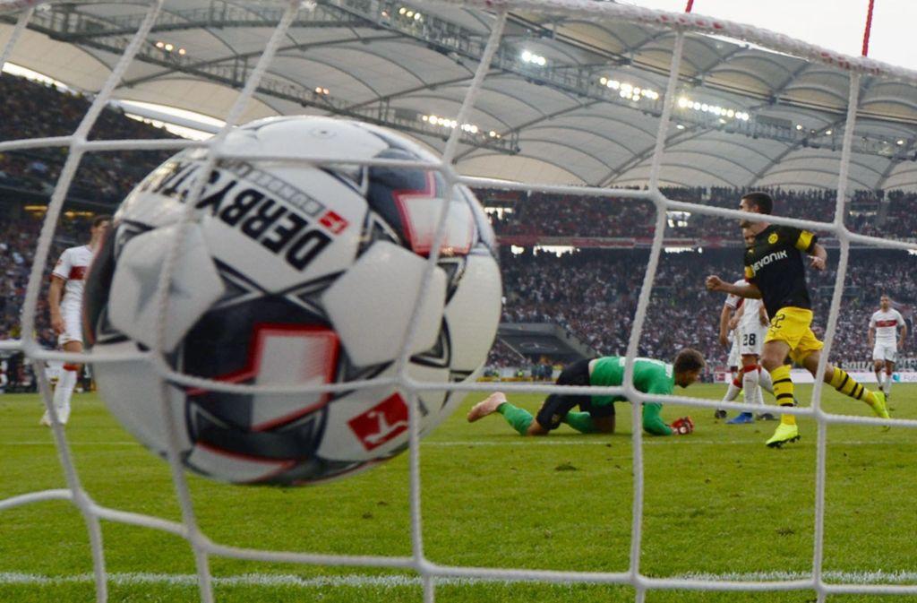 Vfb Stuttgart Gegen Borussia Dortmund Humorvoller Ruckblick