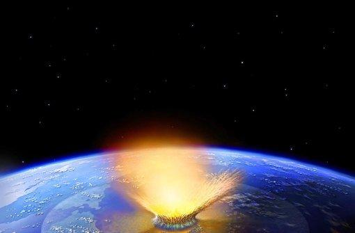 Endstation Erde: Wenn Asteroiden einschlagen