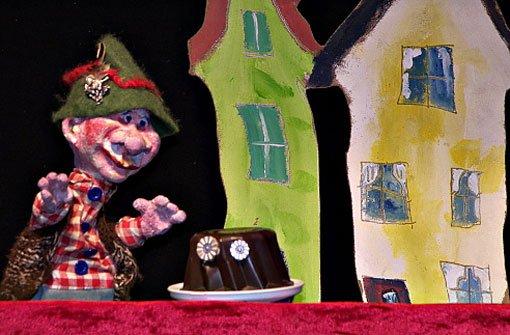 Professor Pröpstls Puppentheater Backnang: Kasperl und der Zwackilutschku