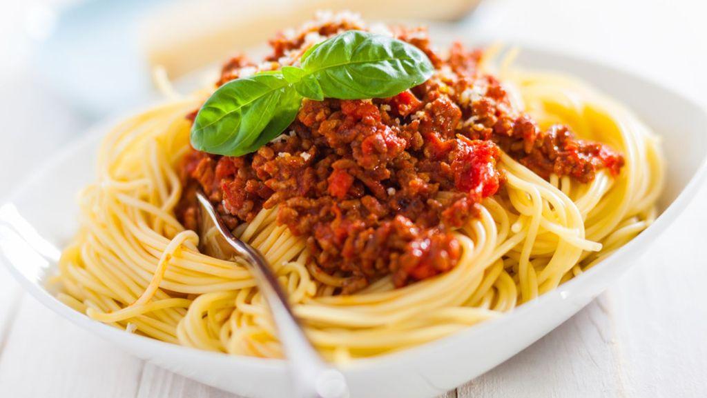 Italienische Nudeln Warum Es Spaghetti Bolognese Nicht Gibt Panorama Stuttgarter Zeitung