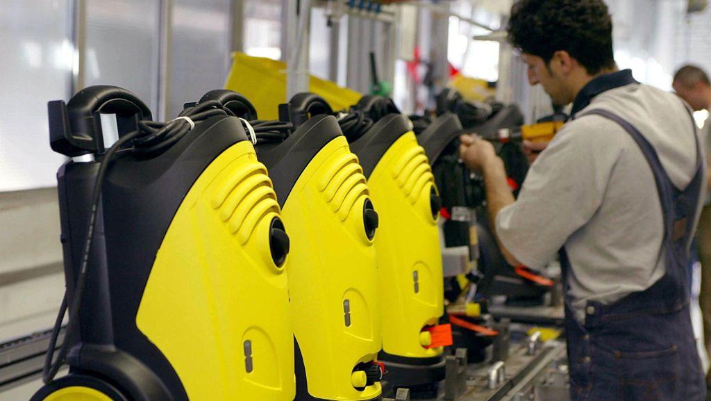 Reinigungsspezialist: Kärcher verlagert Teile der Produktion