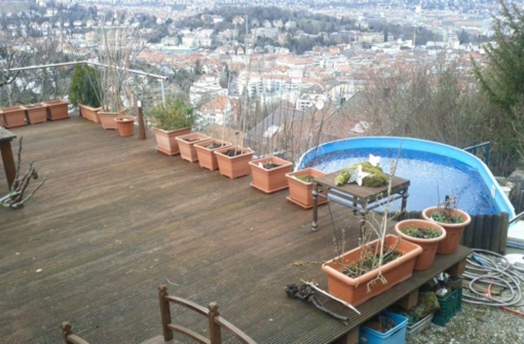 Streit Mit Der Baurechtsbehorde Die Terrasse Und Der Pool Sollen