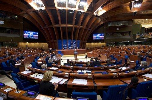 Moskau erwägt Rückzug aus Europarat