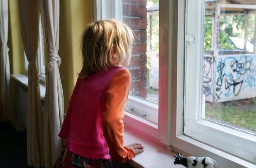 Wenn Mama arbeiten musste, war das Kind oft alleine