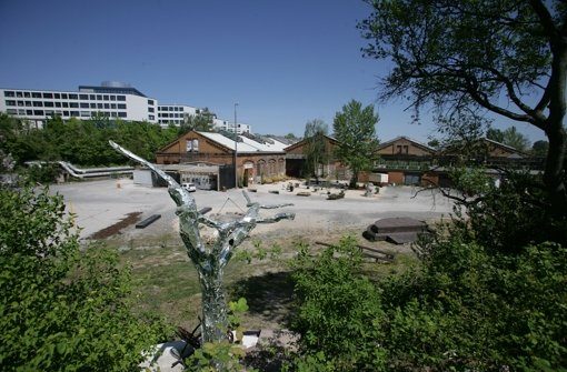 Die Wagenhallen sind ein Ort der Stuttgarter Kunst- und Subkultur. Foto: Zweygarth