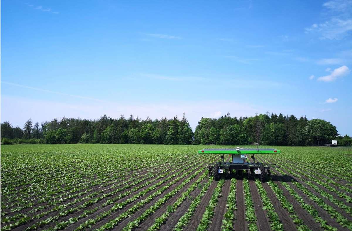 Roboter in der Landwirtschaft: Die autonome Maschine ist auf dem Vormarsch