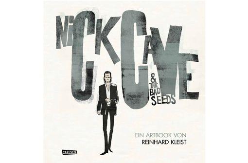 Nick Cave – Mercy on Me: Reinhard Kleist stellt in der Stadtbibliothek sein Buch vor