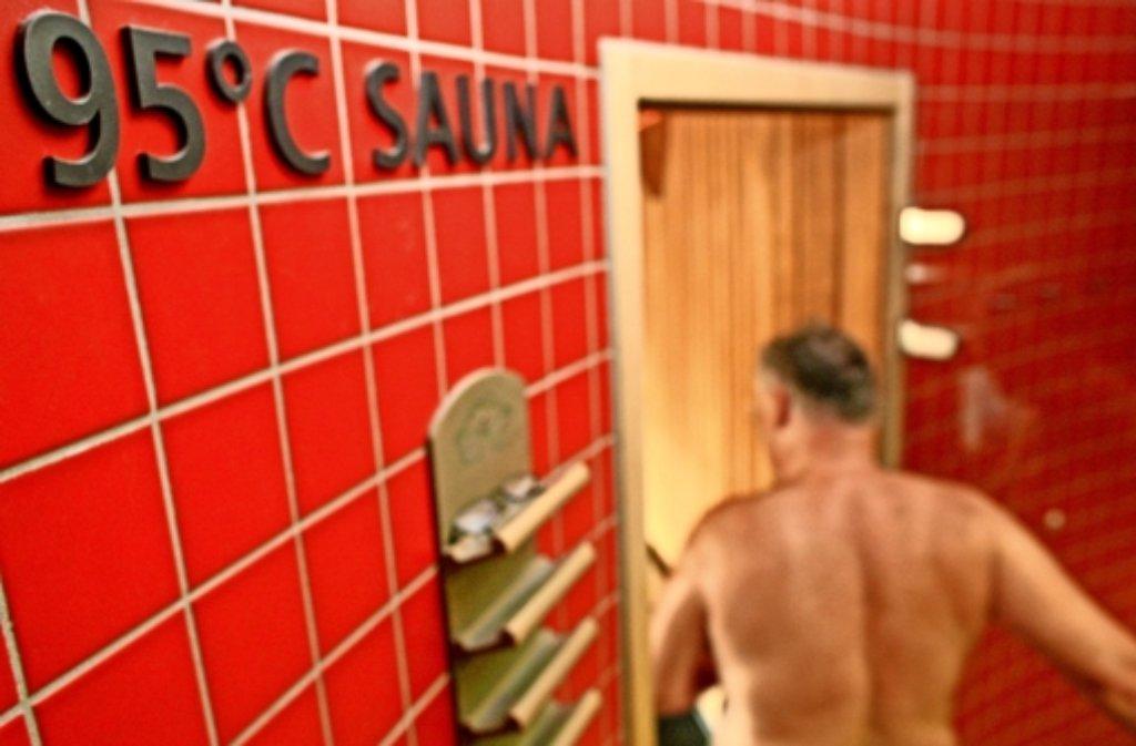 Bekanntschaften in der sauna
