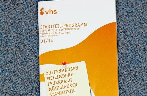 Vhs-Modellprojekt steht finanziell auf wackligen Beinen