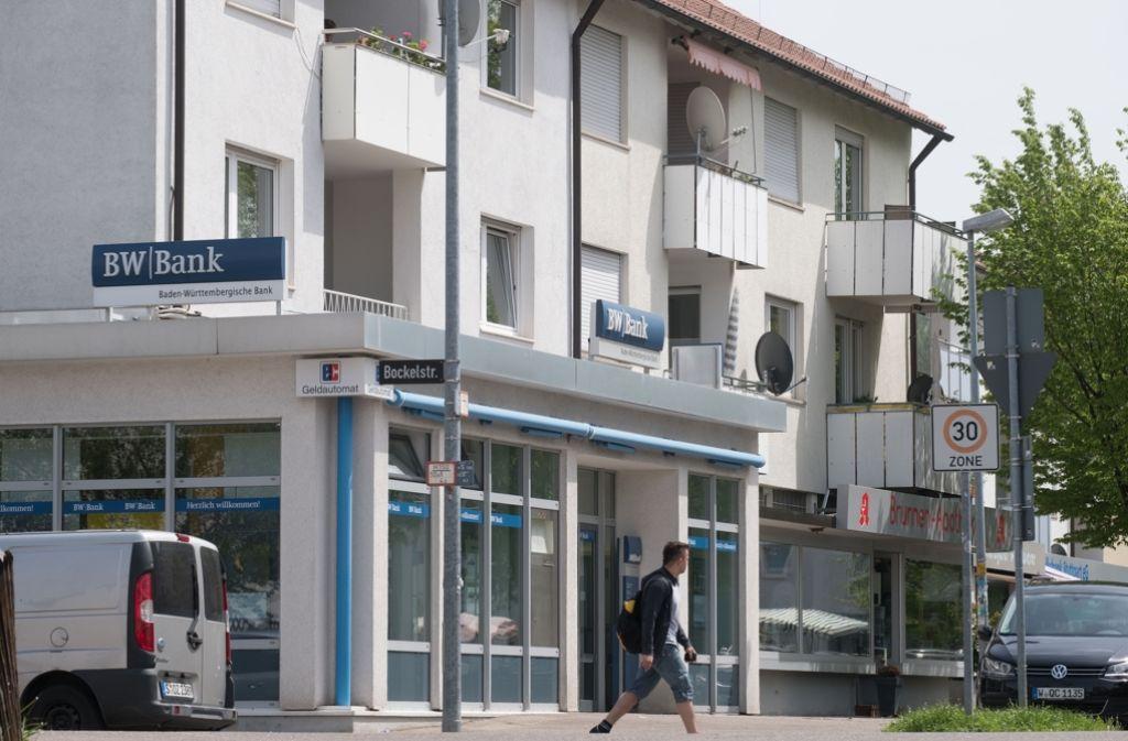 Filiale An Der Bockelstraße Heumadener Filiale Der Bw Bank Schließt