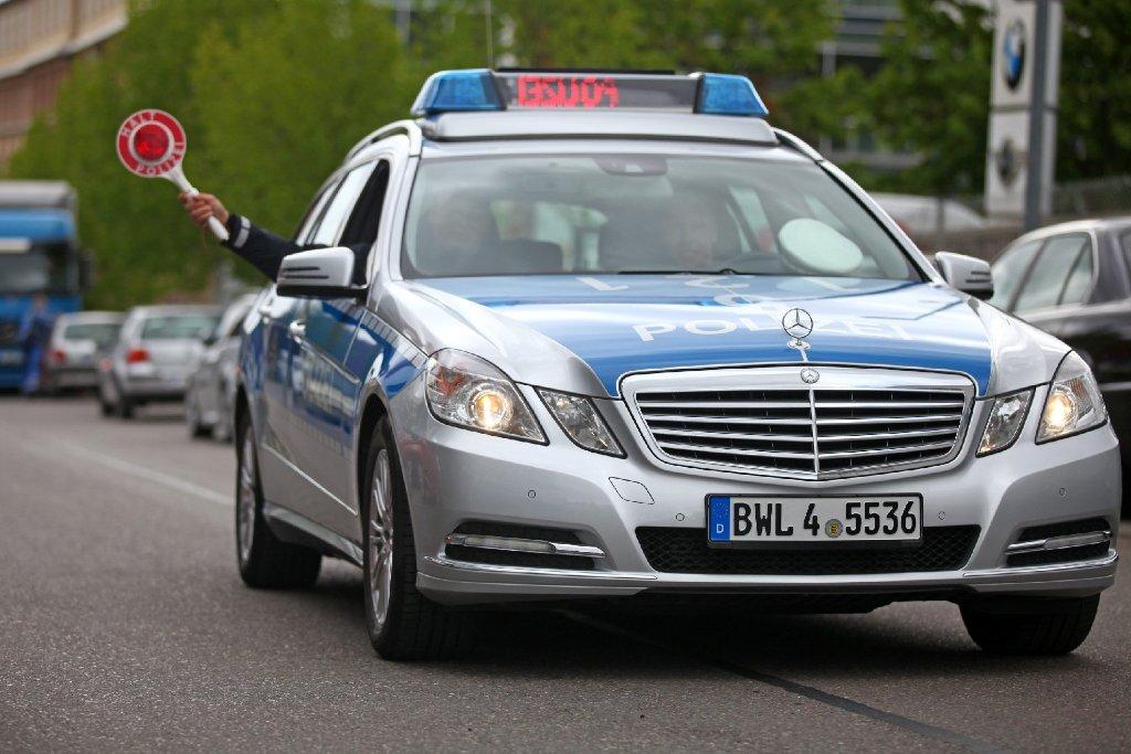 Neue Sirene Für Stuttgarter Polizei Wer Nicht Stoppt Bekommt Was