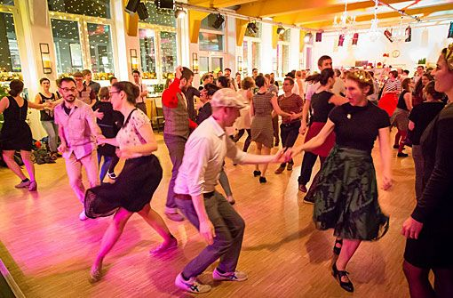 Kulturwerk: Swinging Christmas Party