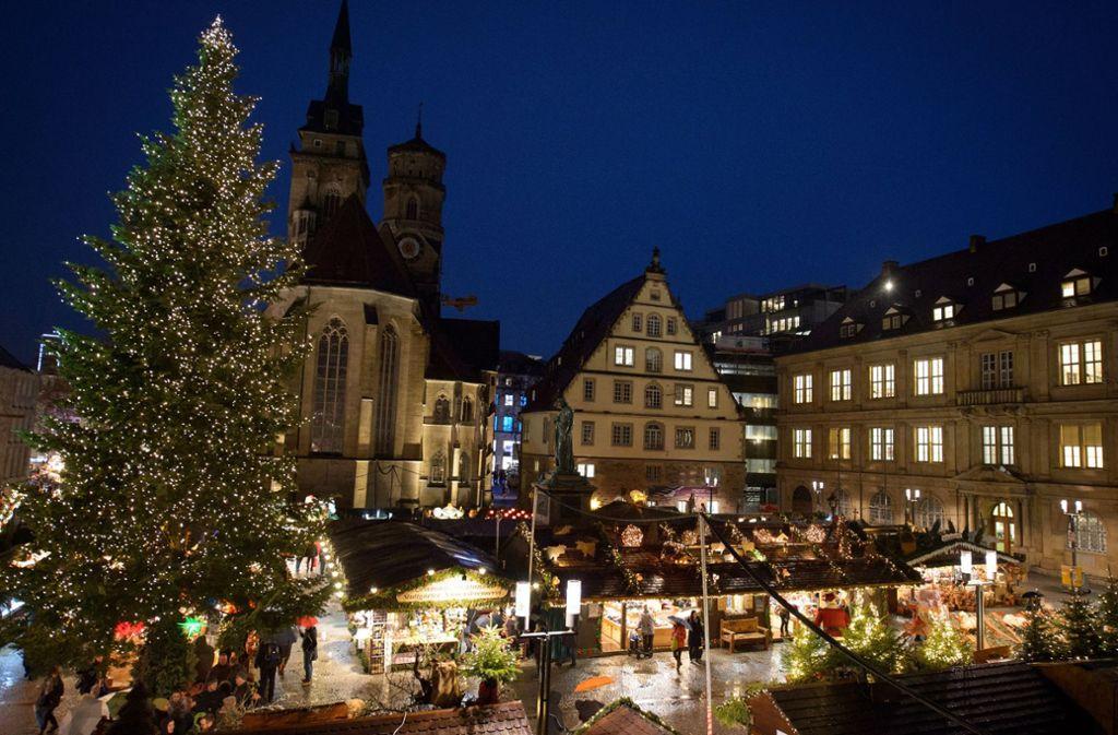 Schwäbisch Gmünd Weihnachtsmarkt.Weihnachtsmärkte In Stuttgart Und Region Heißer Caipi Barocke